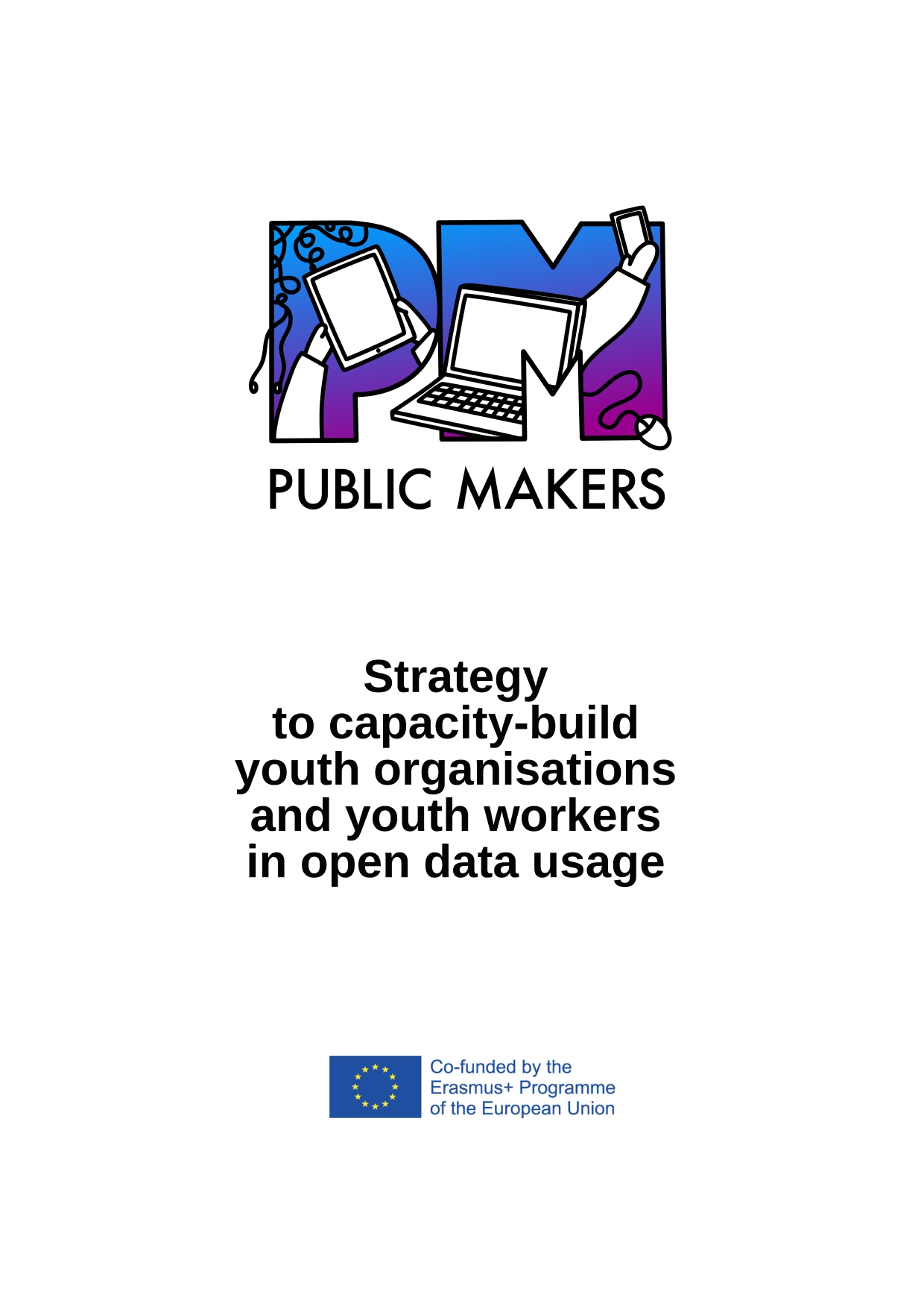 Open data strategy for youth organisations (O1)