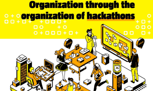 How to run a hackathon: a guide for youth and open data in action!