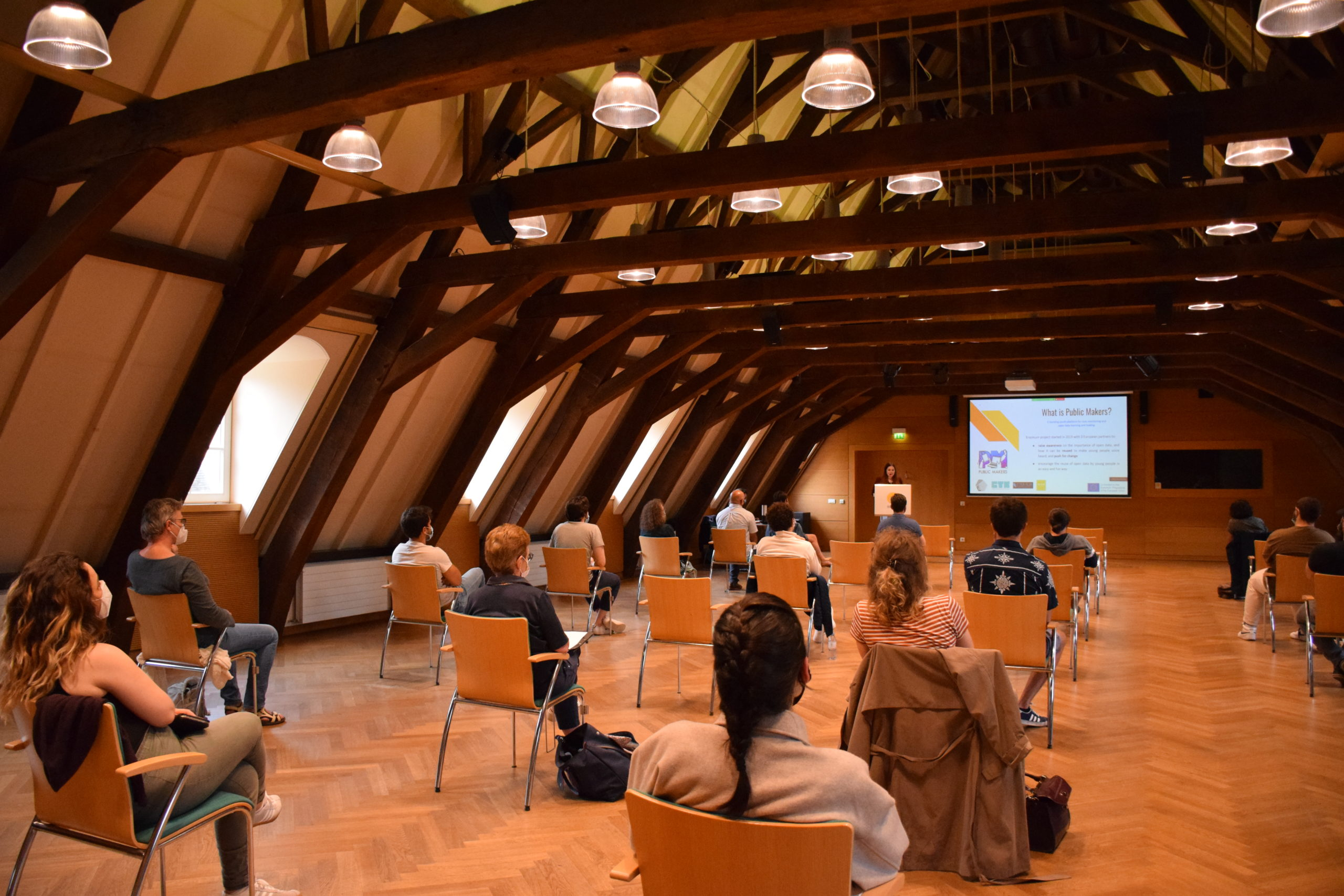"""""""Open data for Impact"""" conference in Luxembourg"""